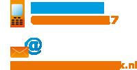 Servicelijn: 0314 84 36 32 E-mail: info@sterkindrukwerk.nl